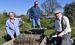 Funding win will help older gardeners to blossom again
