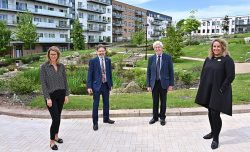Former college campus transformed into £60m care and health village